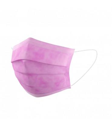 Masque Médical Type IIR - Girly Pink