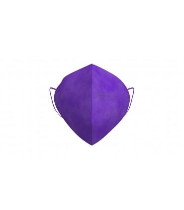 Masque  Médical KN95 / FFP2 - Violet